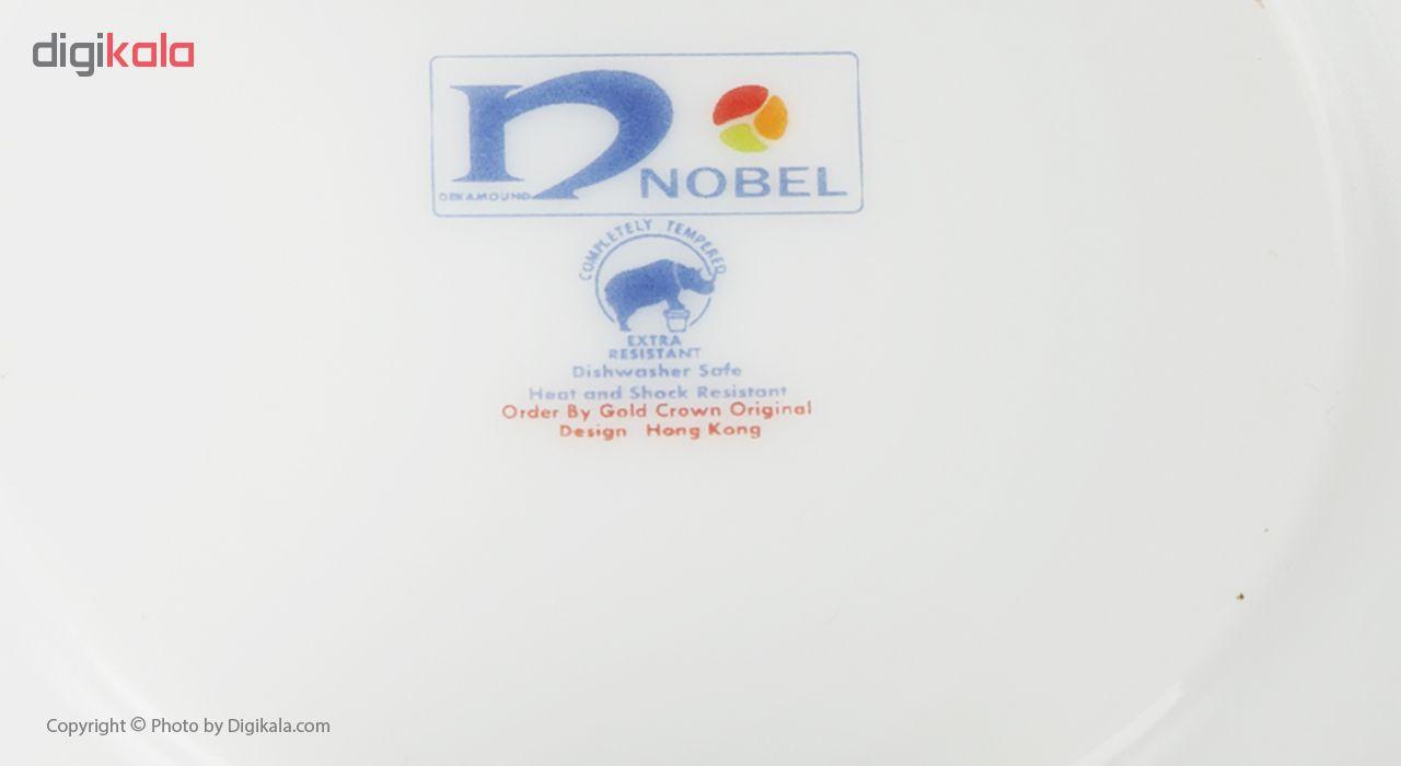کاسه نوبل مدل K1510 بسته 6 عددی