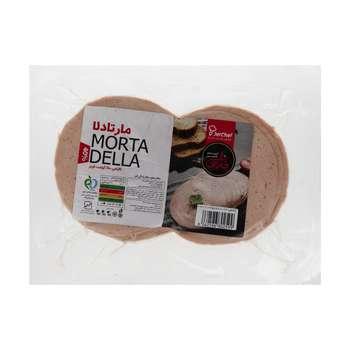 کالباس 40 درصد گوشت قرمز فارسی وزن 250 گرم