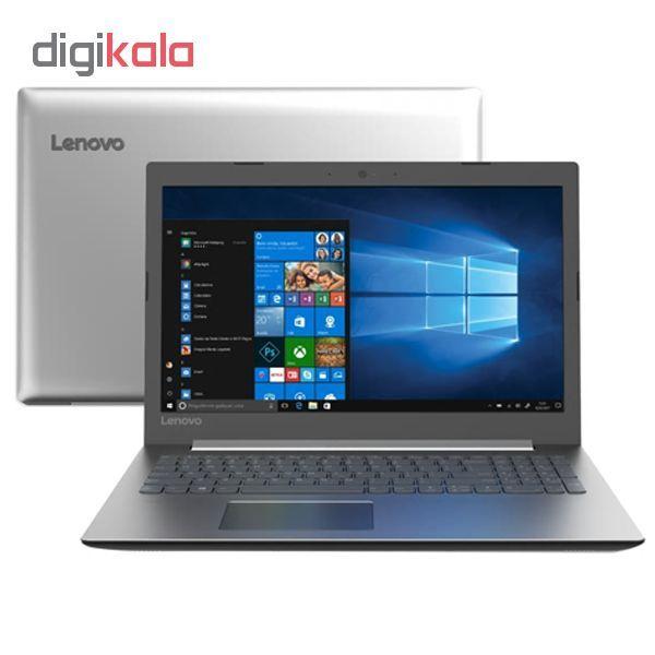 لپ تاپ 15 اینچی لنوو مدل Ideapad 330 - SA main 1 2