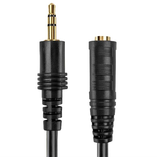 کابل افزایش طول 3.5 میلی متری صدا استکر مدل AU-1 طول 1.5 متر