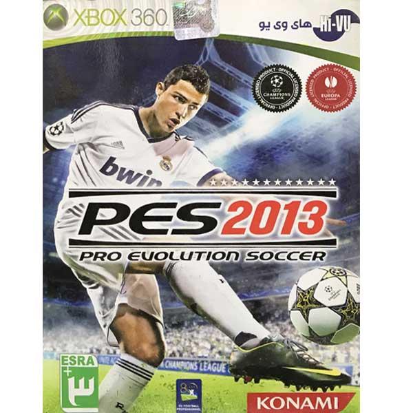 بازی PES 2013 مخصوص XBOX 360
