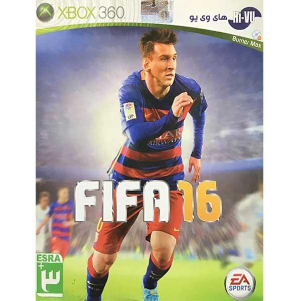 بازی Fifa 16 مخصوص XBOX 360