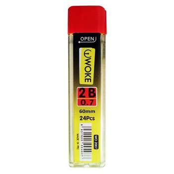 نوک مداد نوکی 0.7 میلی متری وک مدل WO2007