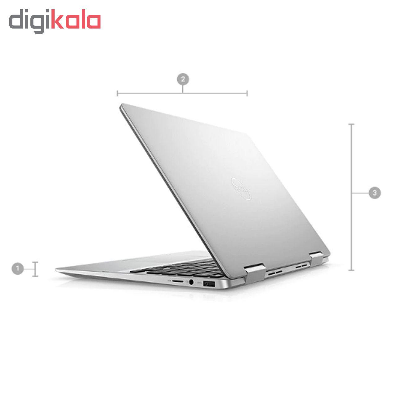 لپ تاپ 13.3 اینچی دل مدل Inspiron 7386 - A