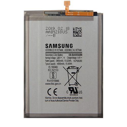باتری موبایل مدل EB-BA505ABN ظرفیت 3900 میلی آمپر ساعت مناسب برای گوشی موبایل سامسونگ GALAXY A50