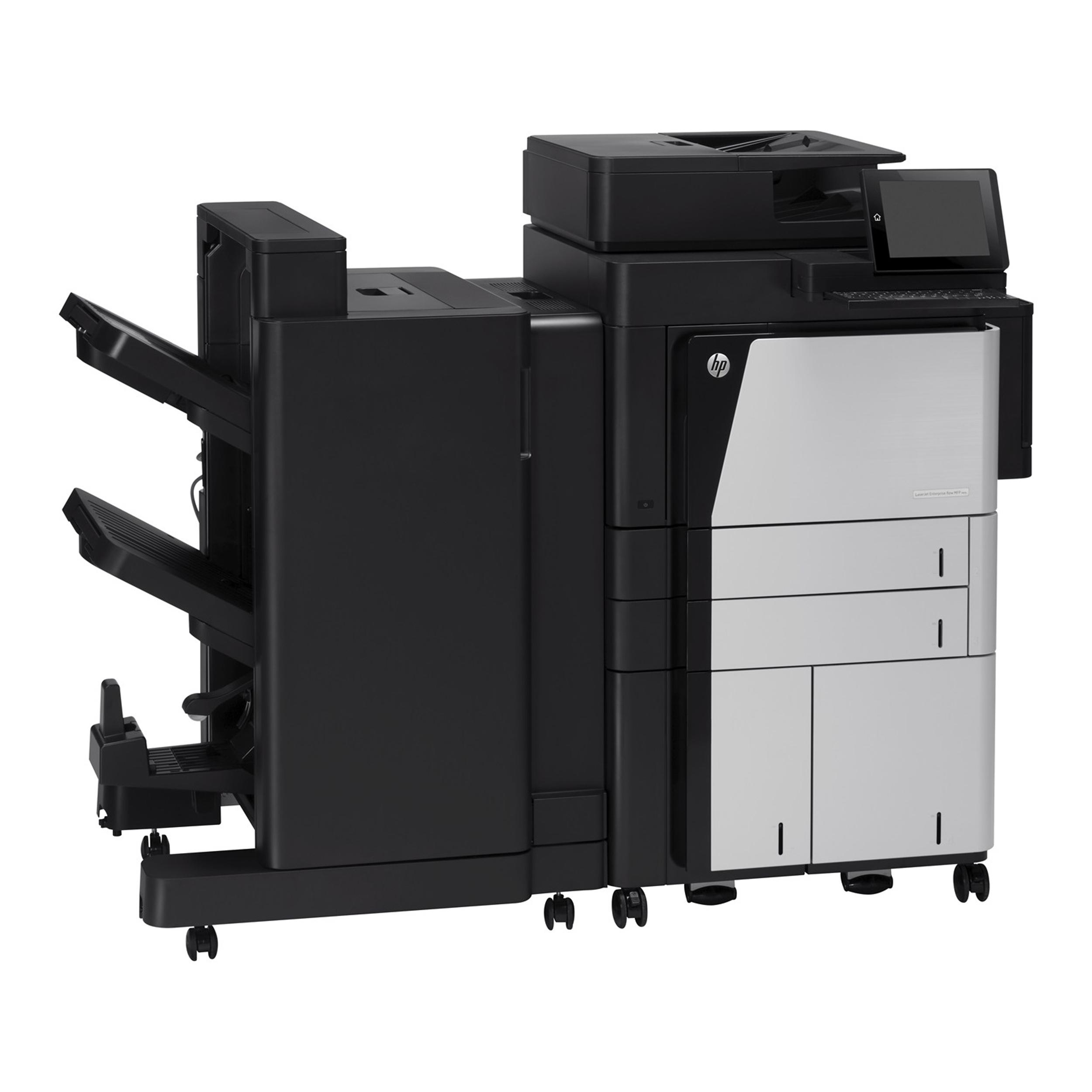 پرینتر چندکاره لیزری اچ پی مدل LaserJet Enterprise flow MFP M830z