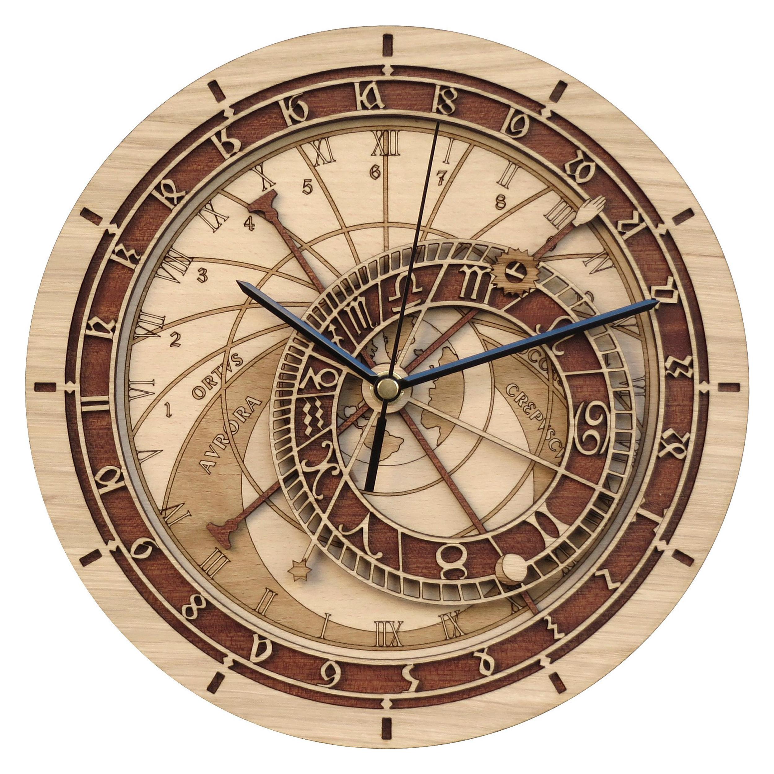 ساعت دیواری آتینو طرح Astronomical 30