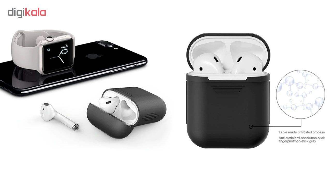 کاور  مدل AIR مناسب برای کیس اپل ایرپاد main 1 6