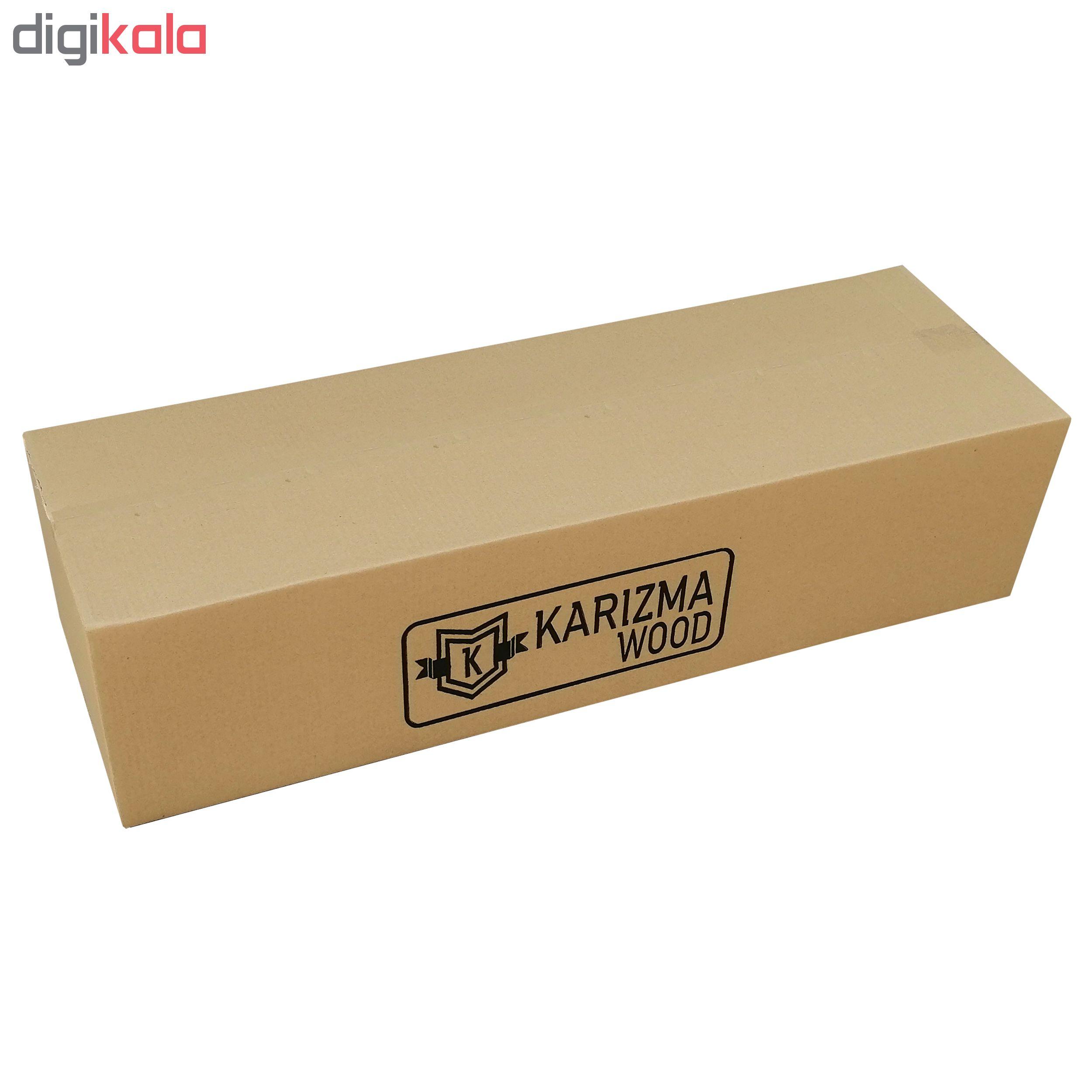 میز تلویزیون کاریزما وود مدل A.KM208 main 1 8