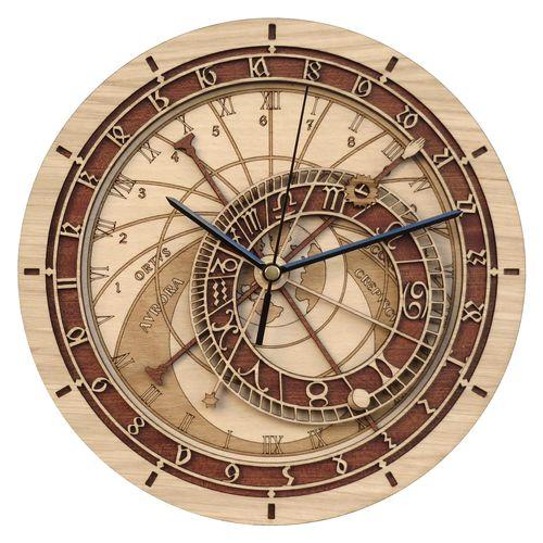 ساعت دیواری آتینو طرح Astronomical 90