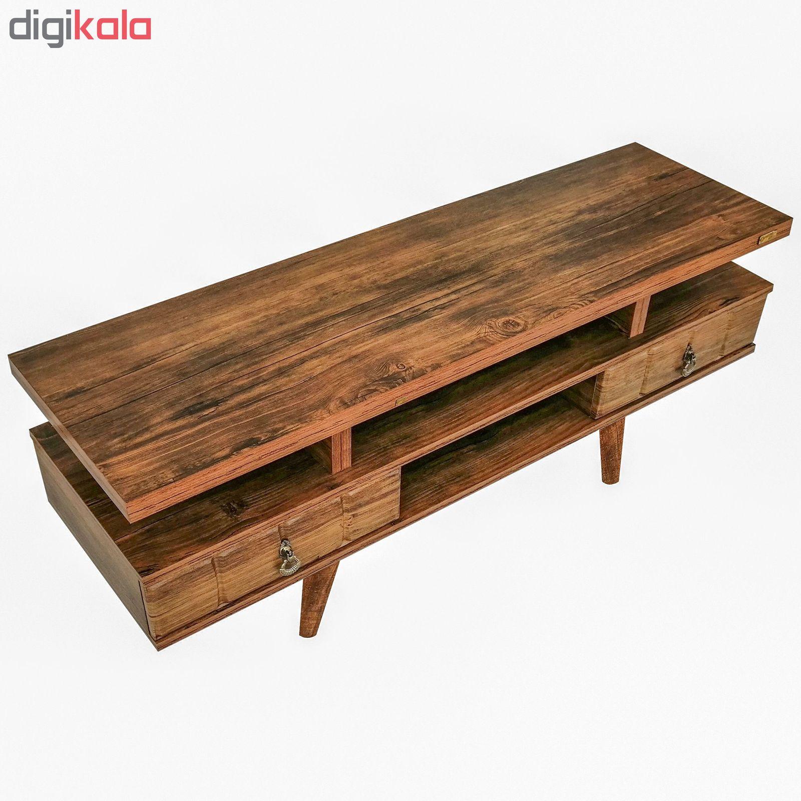 میز تلویزیون کاریزما وود مدل A.KM208 main 1 6