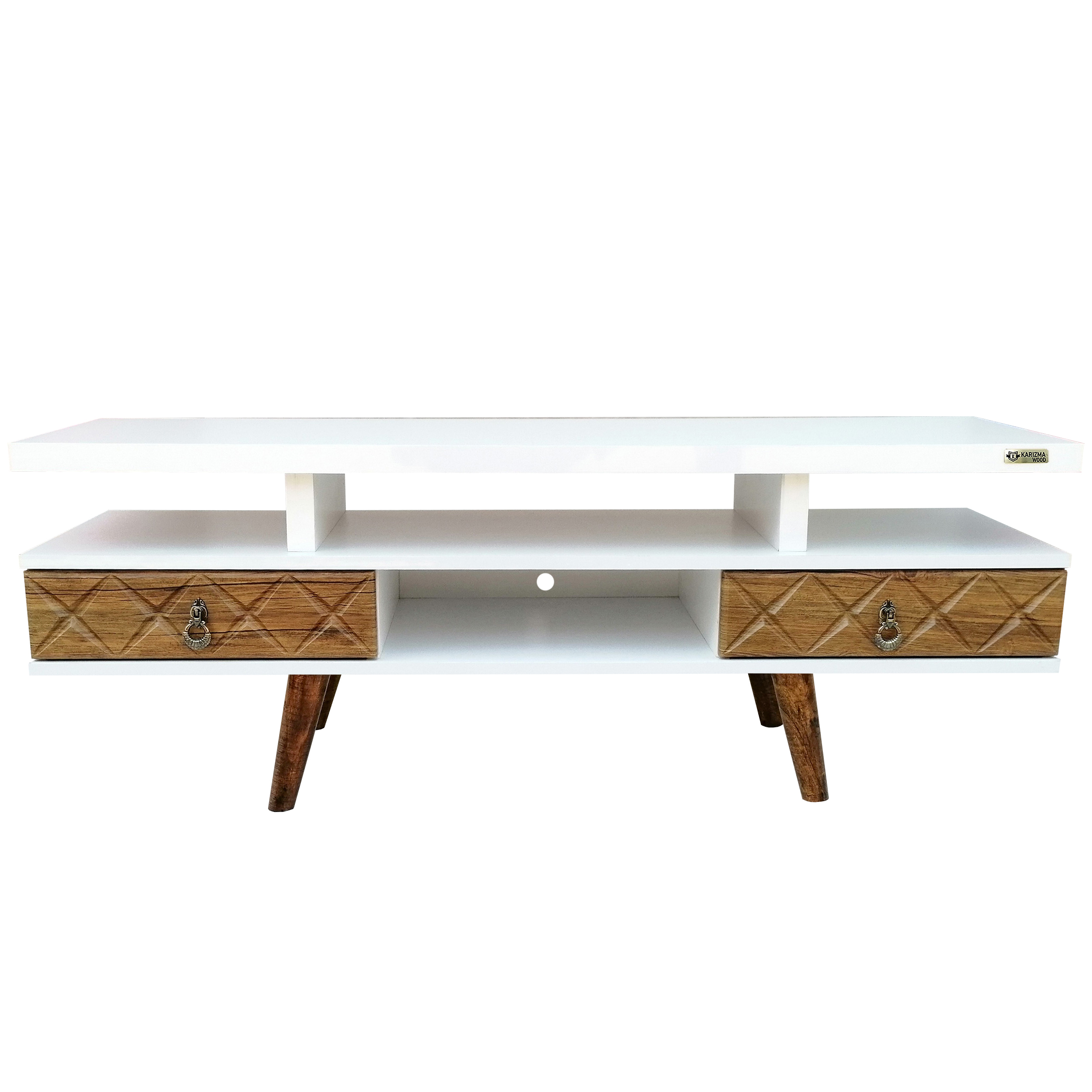 میز تلویزیون کاریزما وود مدل W.KSA.PA208