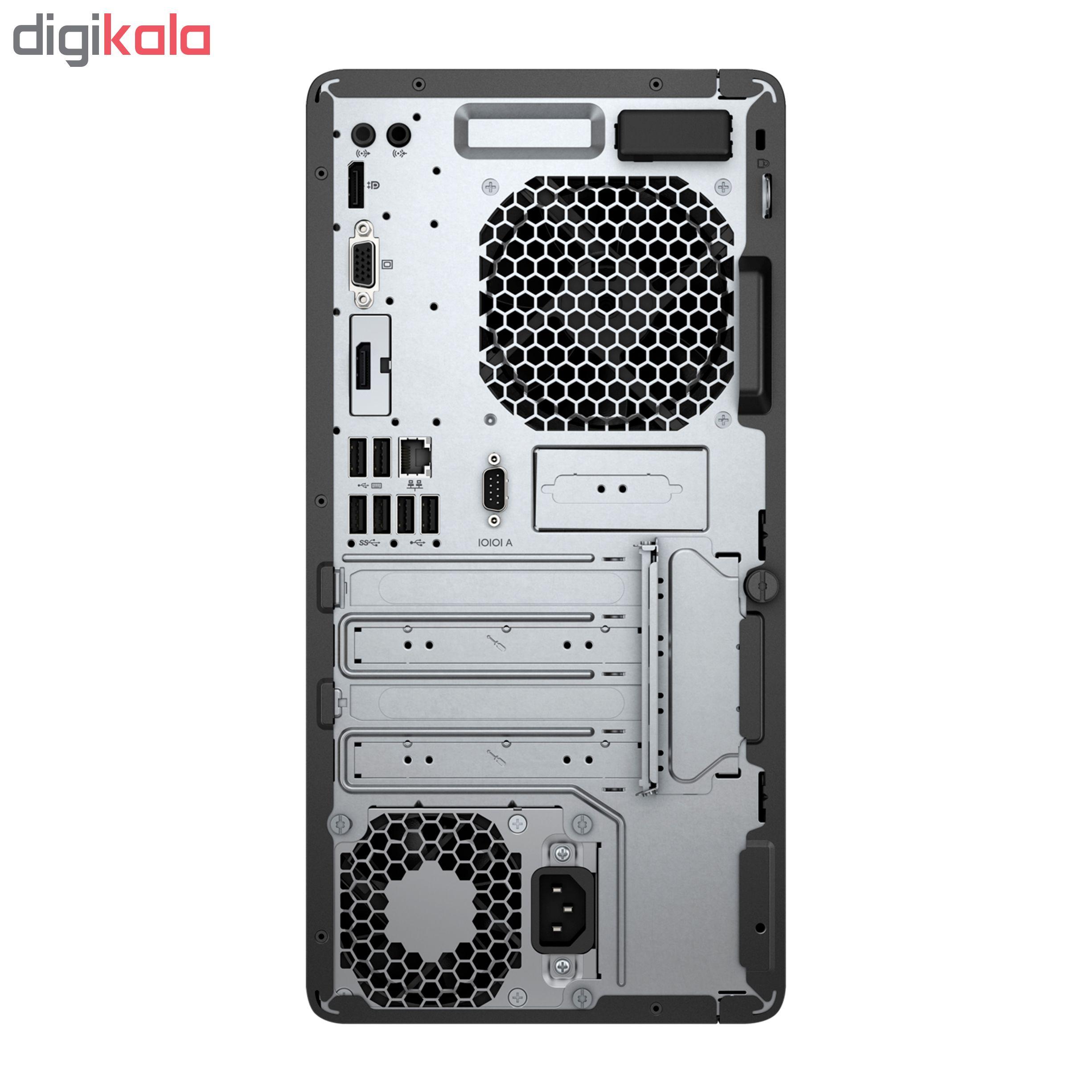 کامپیوتر دسکتاپ اچ پی مدل ProDesk 400 G5 - A