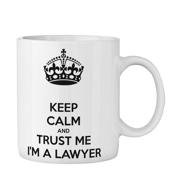 ماگ طرح وکیل کد 0076
