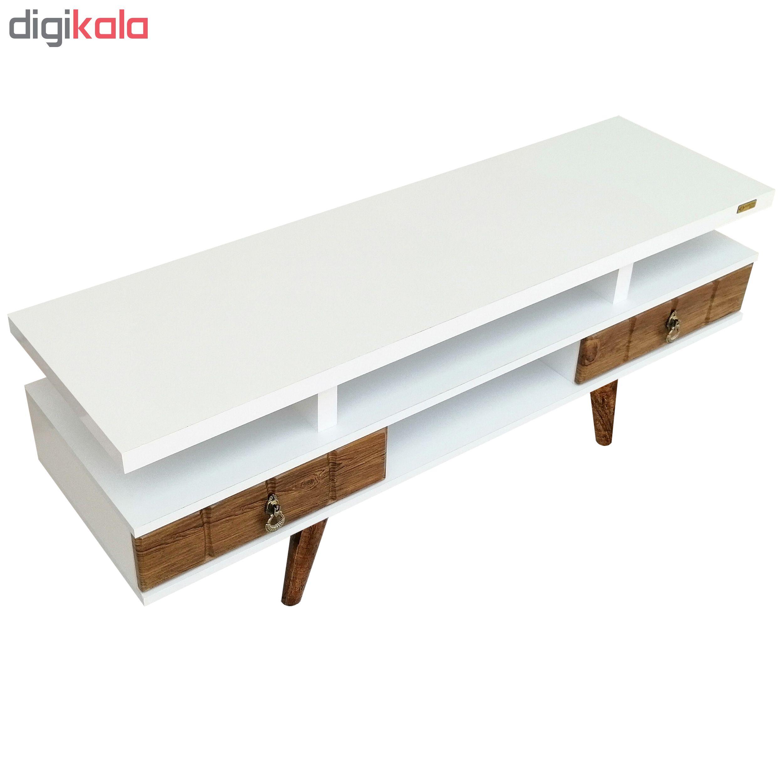 میز تلویزیون کاریزما وود مدل W.KMA.PA208