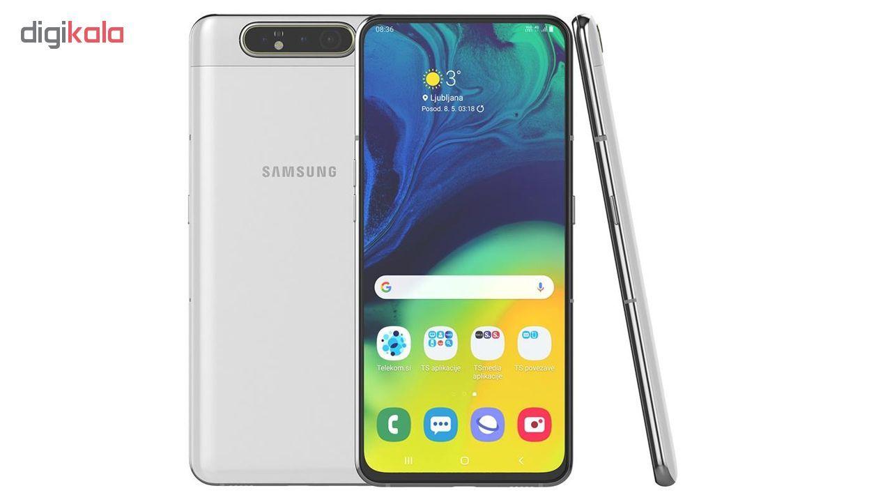 گوشی موبایل سامسونگ مدل Galaxy A80 SM-A805F/DS دو سیمکارت ظرفیت 128 گیگابایت main 1 8