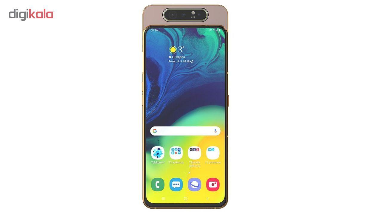 گوشی موبایل سامسونگ مدل Galaxy A80 SM-A805F/DS دو سیمکارت ظرفیت 128 گیگابایت main 1 6