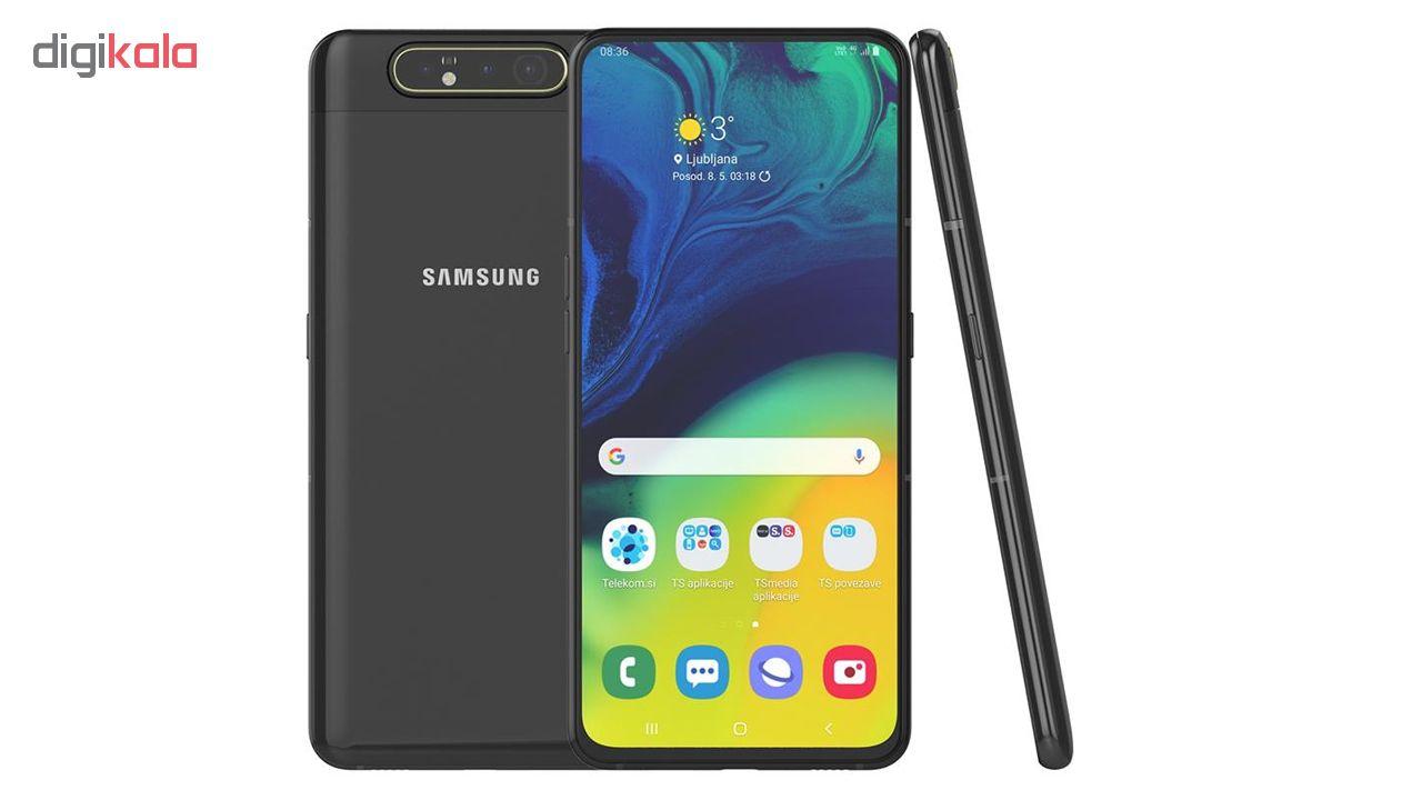 گوشی موبایل سامسونگ مدل Galaxy A80 SM-A805F/DS دو سیمکارت ظرفیت 128 گیگابایت main 1 7