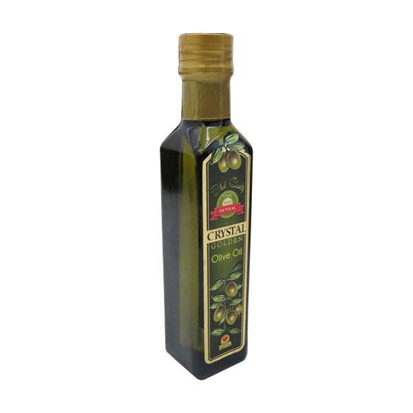 روغن زیتون کریستال طلایی - 250 گرم
