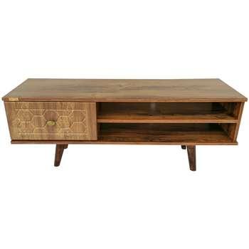 میز تلویزیون کاریزما وود مدل A205