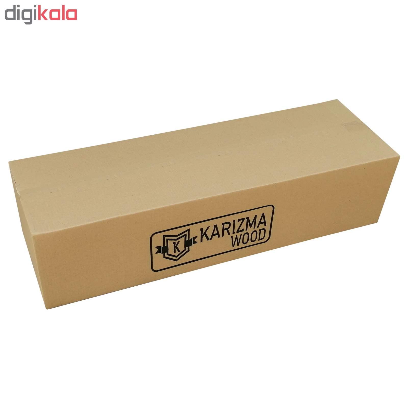 میز تلویزیون کاریزما وود مدل A205 main 1 6