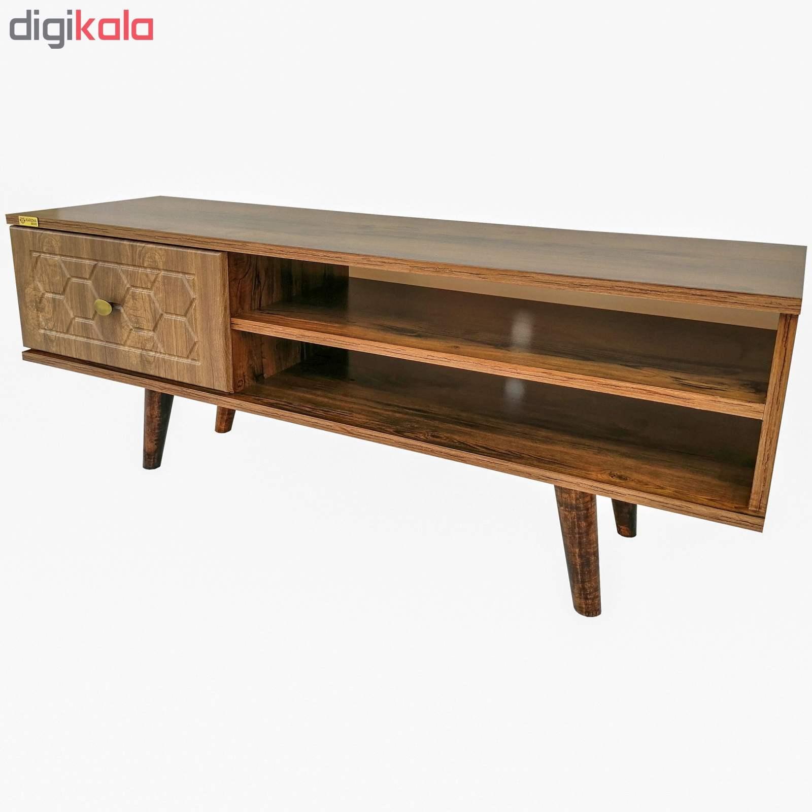 میز تلویزیون کاریزما وود مدل A205 main 1 3
