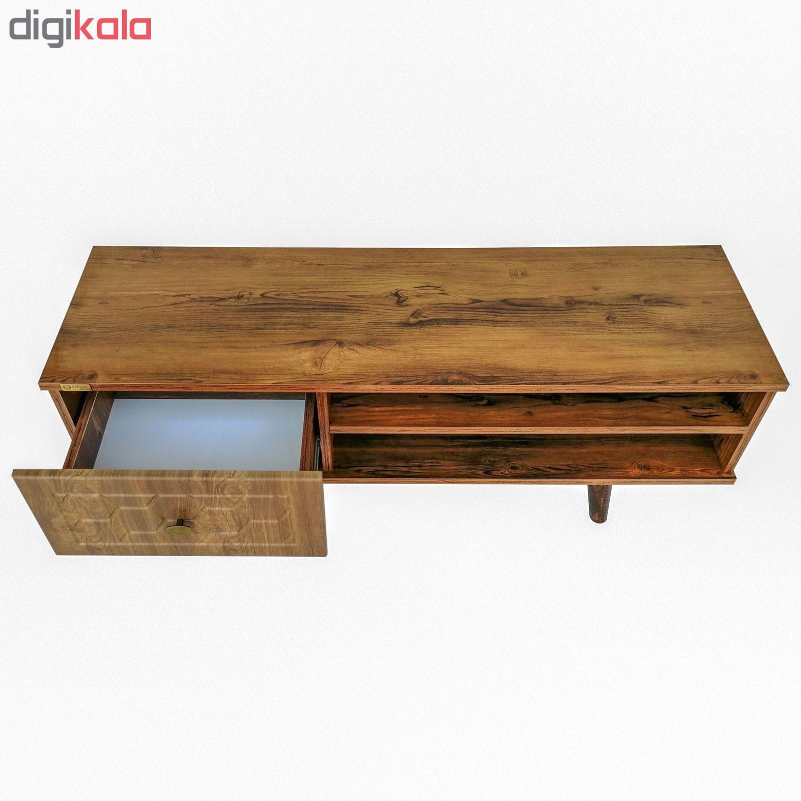 میز تلویزیون کاریزما وود مدل A205 main 1 2
