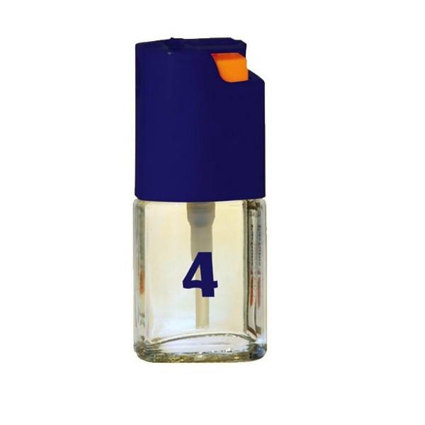 عطر جیبی زنانه بیک شماره 4 حجم 7.5 میلی لیتر مجموعه 5 عددی