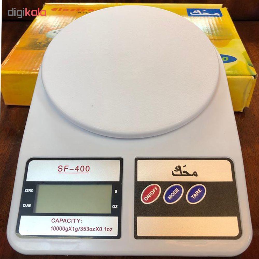 ترازو دیجیتال آشپزخانه محک کد 400 main 1 1