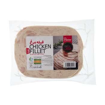 کالباس 90 درصد گوشت مرغ با طعم دود فارسی وزن 250 گرم