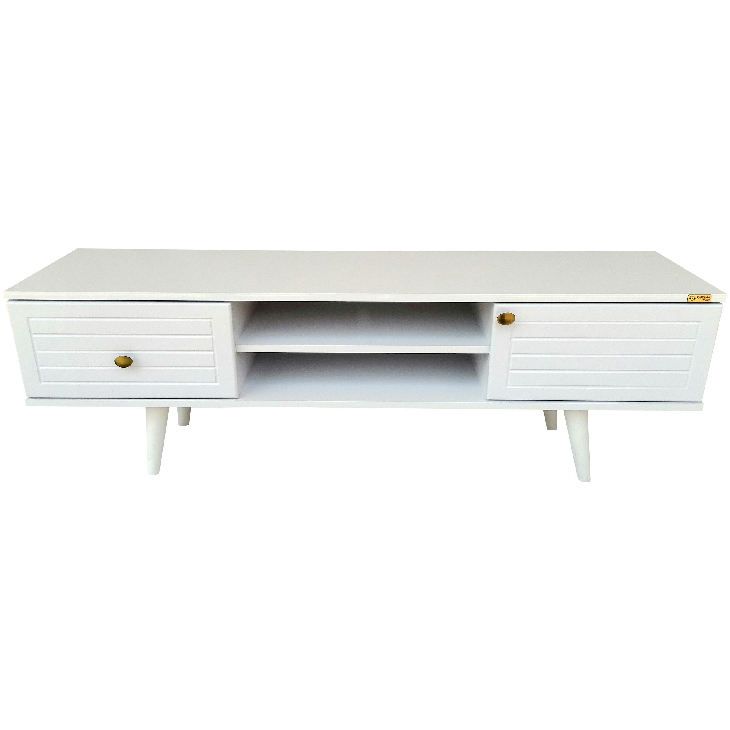 میز تلویزیون کاریزما وود مدل W211