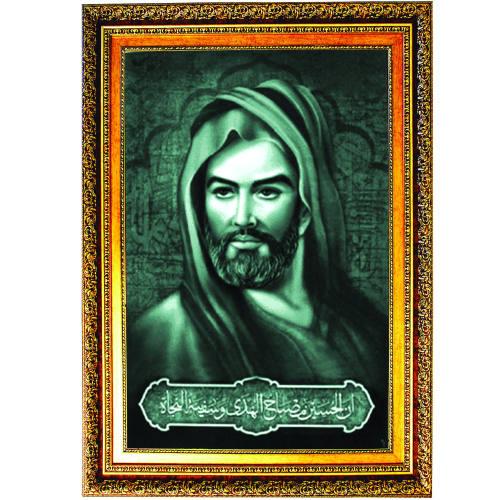 تابلو طرح امام حسین (ع) کد AM1161
