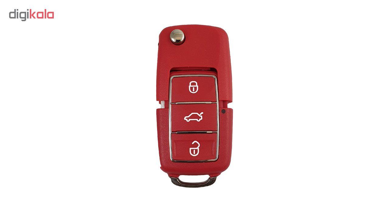 قاب یدک ریموت خودرو مدل Sam-02 مناسب برای سمند