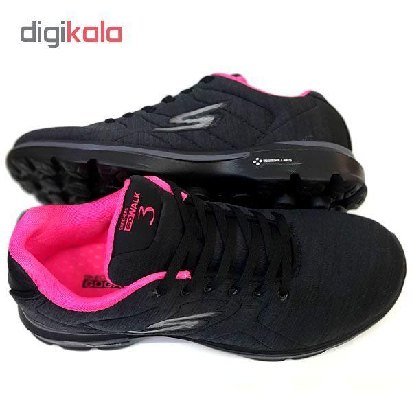 کفش مخصوص پیاده روی زنانه اسکجرز مدل GO WALK 3-30325