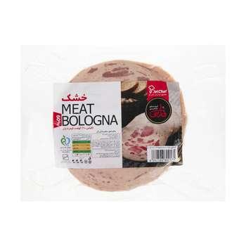 کالباس 60 درصد گوشت قرمز با پنیر فارسی وزن 250 گرم