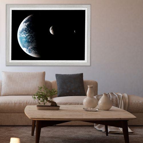 تابلو طرح کهکشان کد 341