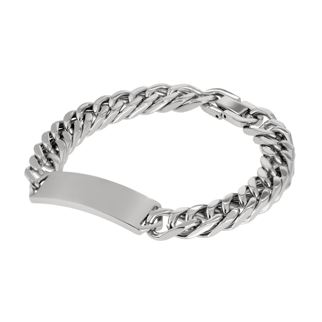 دستبند مردانه اقلیمه کد DS425