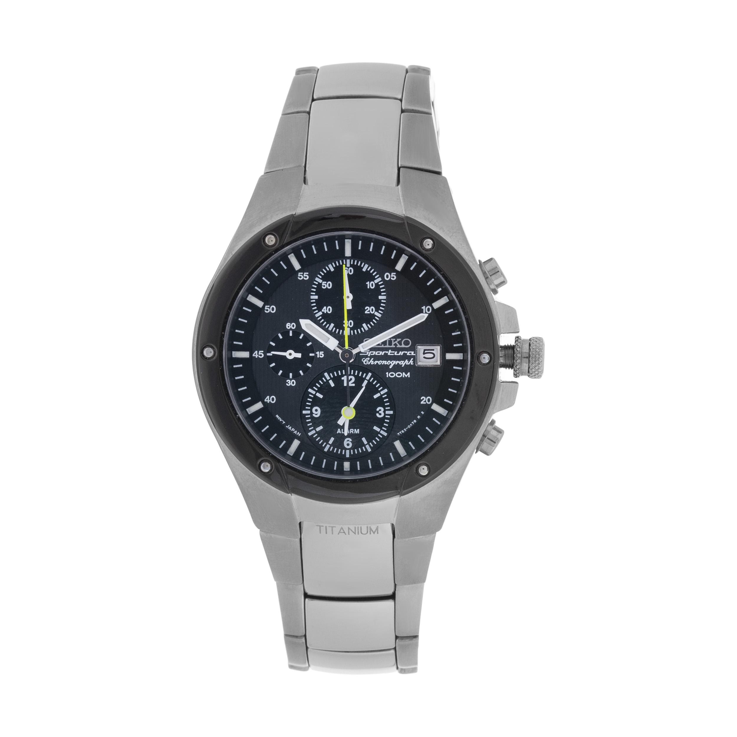 ساعت مچی عقربه ای مردانه سیکو مدل sna017p1