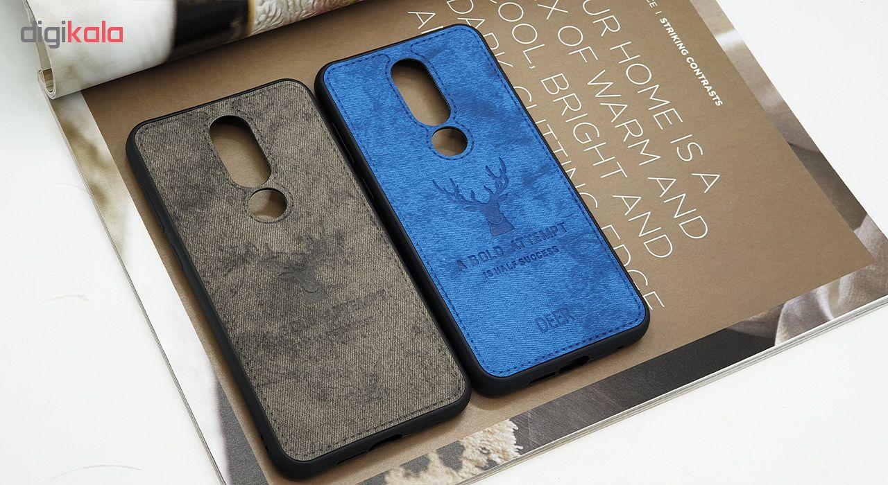 کاور مدل DEE-05 مناسب برای گوشی موبایل نوکیا 6.1 Plus