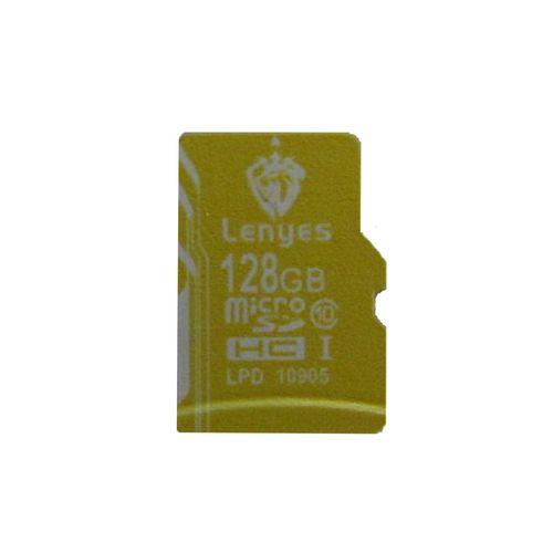 کارت حافظه microSDHC لنیز مدل LPD10905 کلاس 10 استاندارد U1 سرعت 80MBps ظرفیت 128 گیگابایت