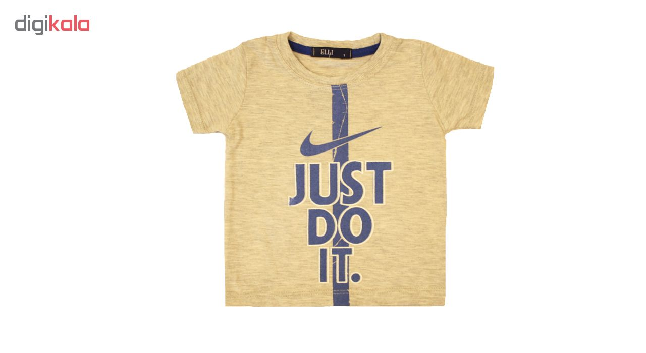 ست تی شرت و شلوار کد 107
