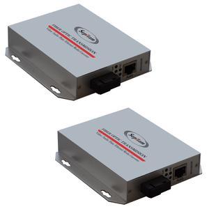 مدیا کانورتر سپیتام مدل MC11G-SSC20 بسته 2عددی
