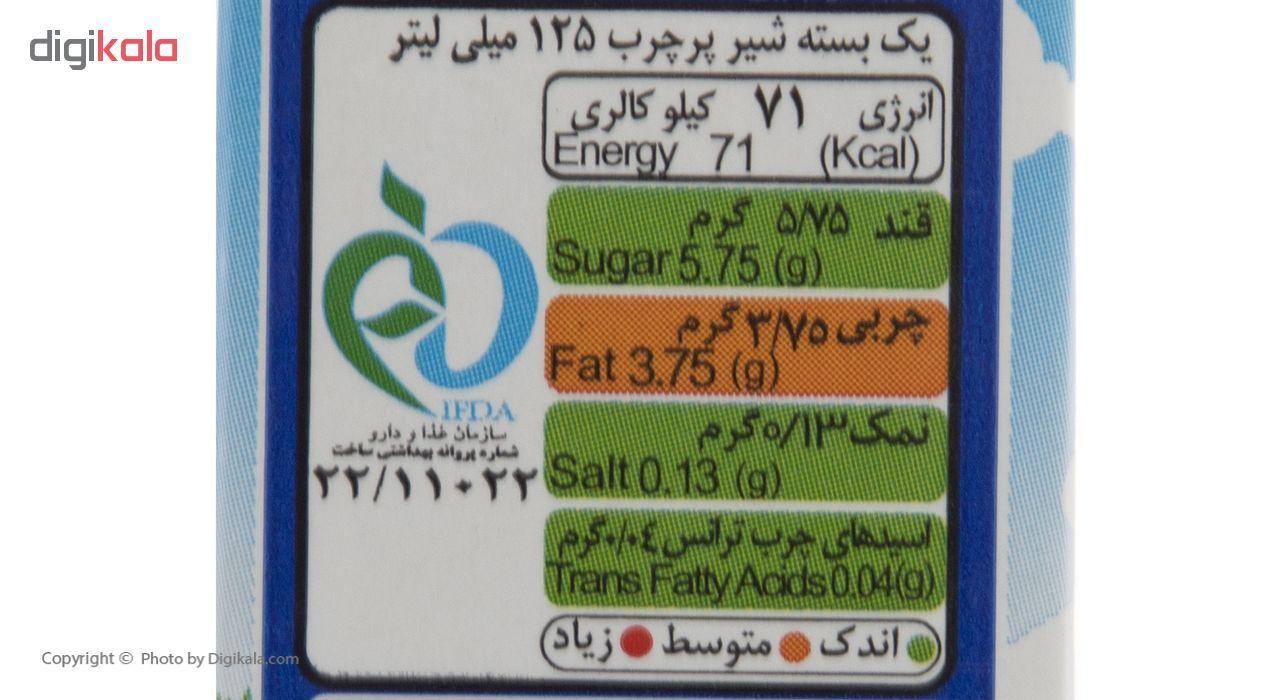 شیر پرچرب دومینو حجم 125 میلی لیتر بسته 12 عددی main 1 6
