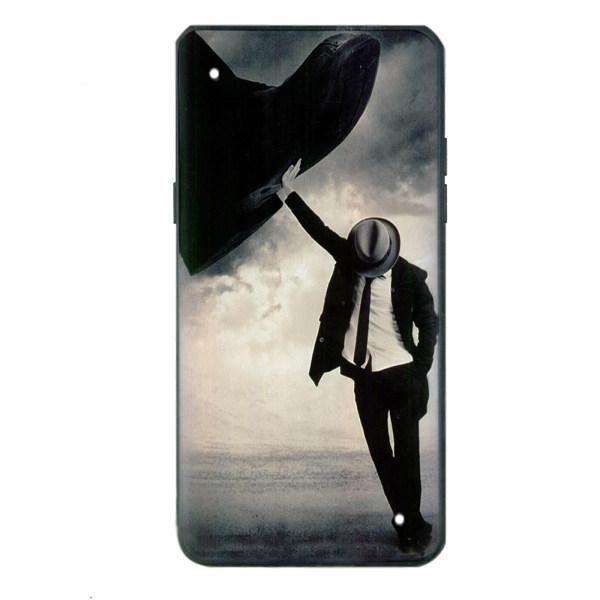 کاور طرح  man کد 8851 مناسب برای گوشی موبایل سامسونگ Galaxy A80