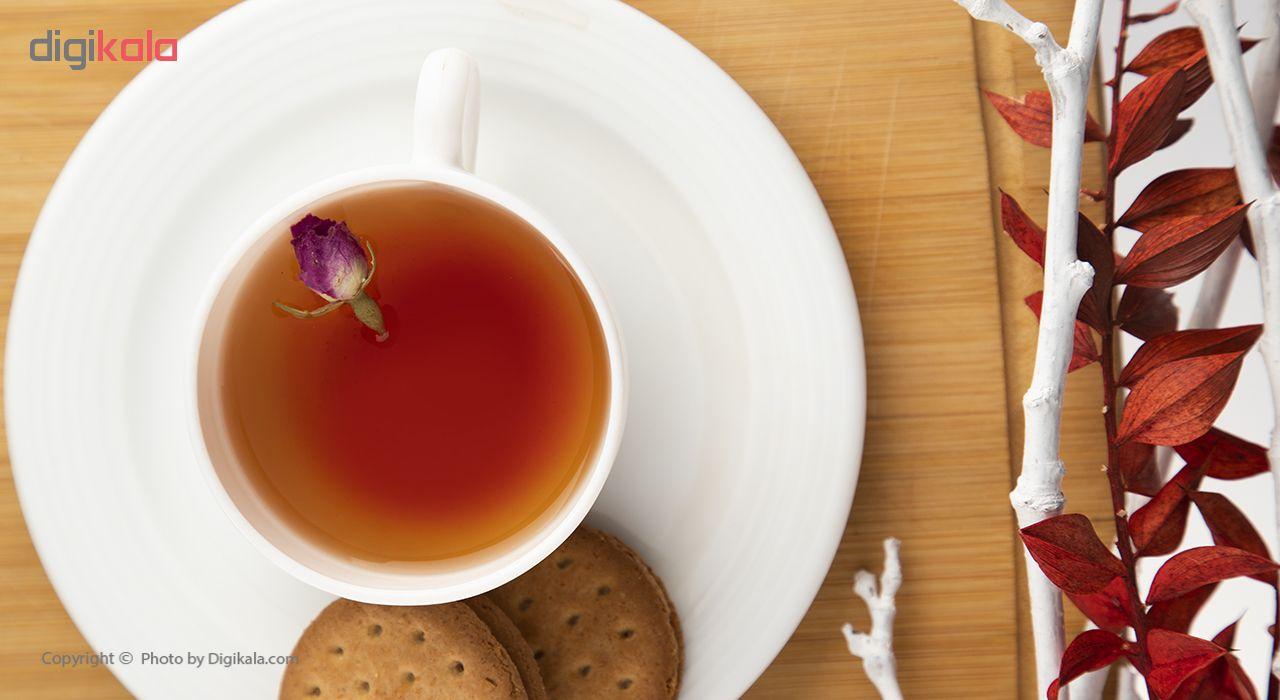 چای سیاه معطر مهمان دوست وزن 450 گرم