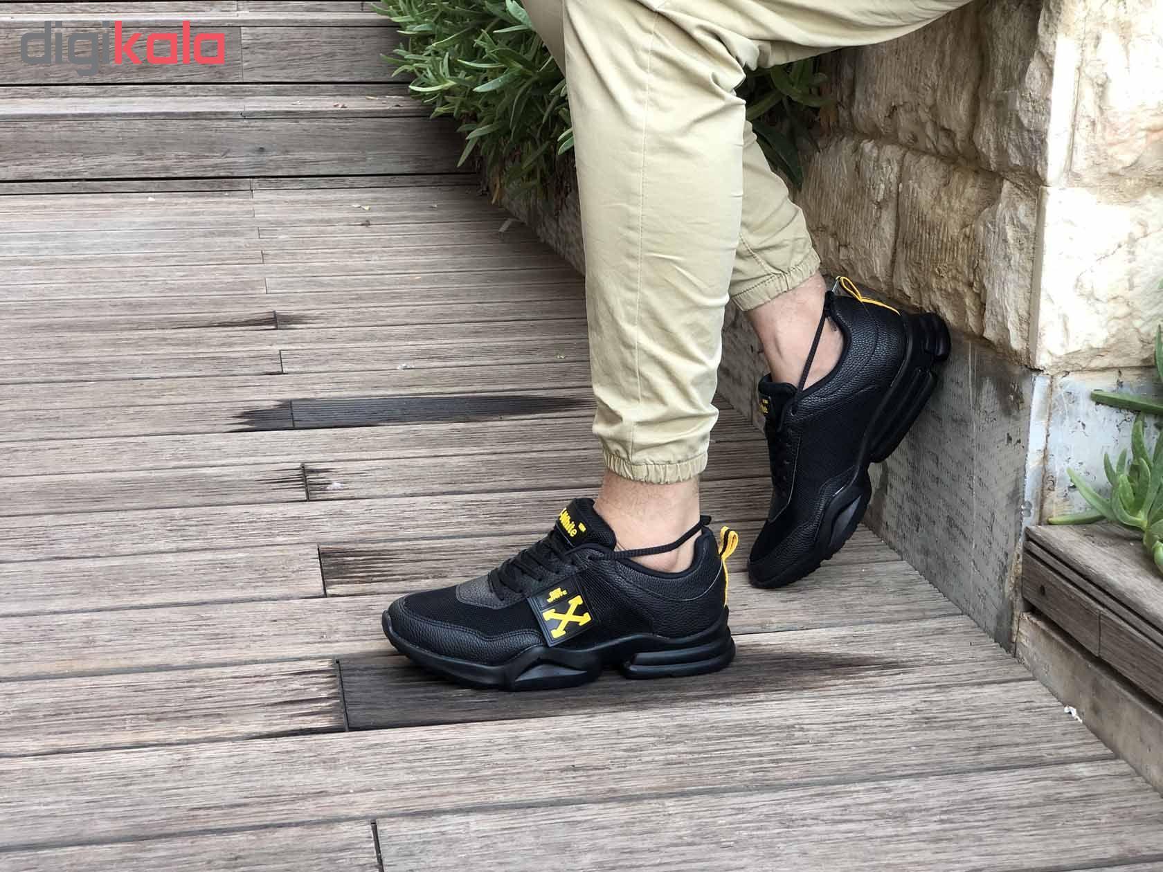کفش مخصوص پیاده روی مردانه  کد 9773