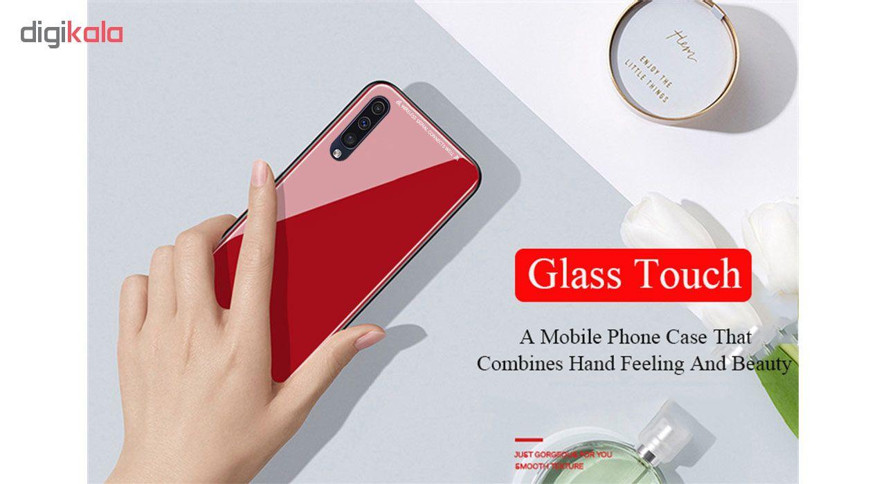 کاور سامورایی مدل GC-019 مناسب برای گوشی موبایل سامسونگ Galaxy A70 main 1 5