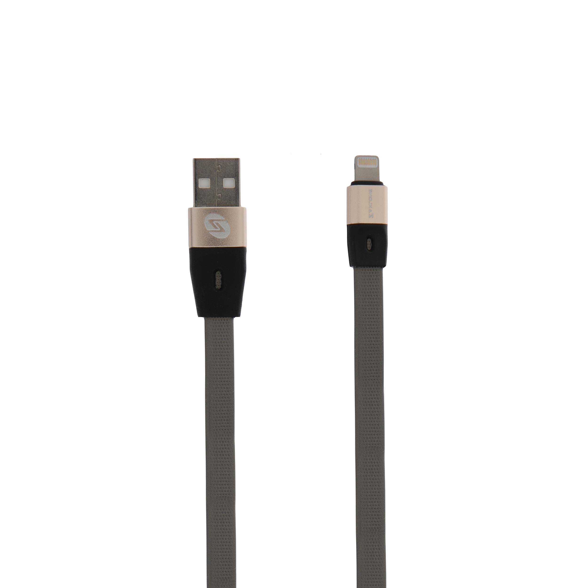 خرید                     کابل تبدیل USB به لایتنینگ زاکسلانگ مدل G89 طول 2 متر