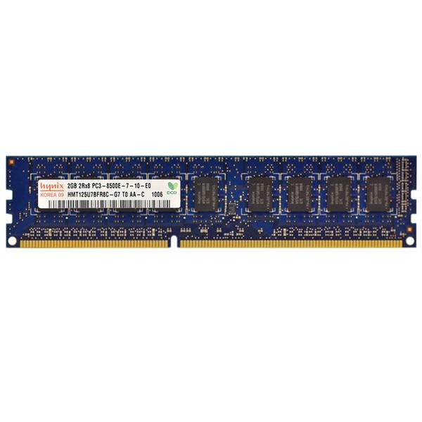 رم سرور DDR3 تک کاناله 1066 مگاهرتز CL7 هاینیکس مدل HMT125U7BFR8C-G7 ظرفیت 2 گیگابایت