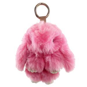 آویز عروسکی طرح خرگوش لاکچری